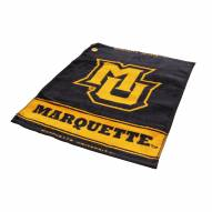 Marquette Golden Eagles Woven Golf Towel