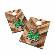 Marshall Thundering Herd 2' x 3' Cornhole Bag Toss