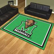 Marshall Thundering Herd 8' x 10' Area Rug