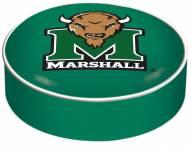 Marshall Thundering Herd Bar Stool Seat Cover