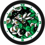 Marshall Thundering Herd Candy Wall Clock