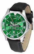 Marshall Thundering Herd Competitor AnoChrome Men's Watch - Color Bezel