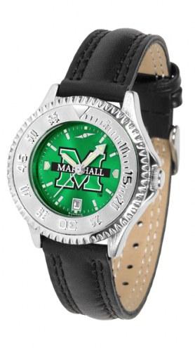 Marshall Thundering Herd Competitor AnoChrome Women's Watch