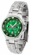 Marshall Thundering Herd Competitor Steel AnoChrome Women's Watch - Color Bezel