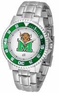 Marshall Thundering Herd Competitor Steel Men's Watch