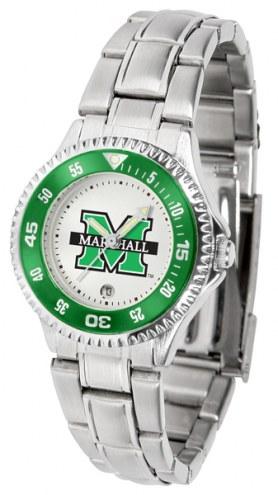 Marshall Thundering Herd Competitor Steel Women's Watch