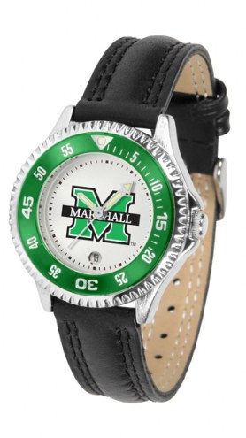 Marshall Thundering Herd Competitor Women's Watch