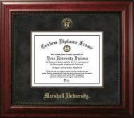 Marshall Thundering Herd Executive Diploma Frame