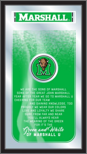 Marshall Thundering Herd Fight Song Mirror