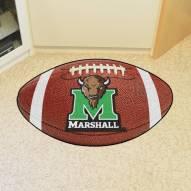 Marshall Thundering Herd Football Floor Mat