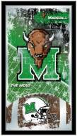 Marshall Thundering Herd Football Mirror