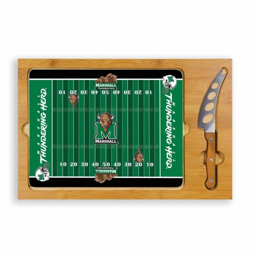 Marshall Thundering Herd Icon Cutting Board