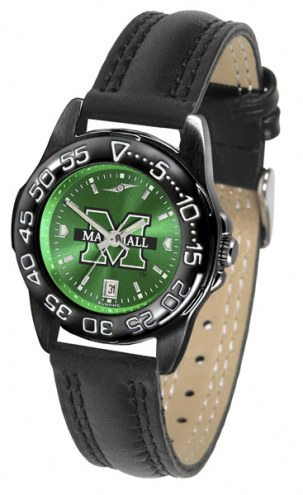 Marshall Thundering Herd Ladies Fantom Bandit AnoChrome Watch