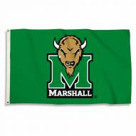 Marshall Thundering Herd Logo 3' x 5' Flag