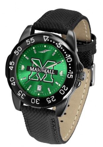 Marshall Thundering Herd Men's Fantom Bandit AnoChrome Watch