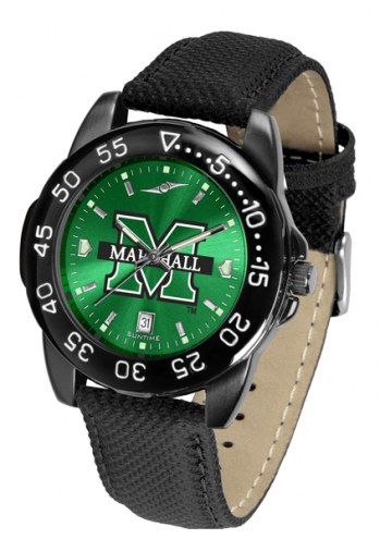 Marshall Thundering Herd Men's Fantom Bandit AnoChrome Watch