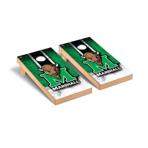 Marshall Thundering Herd Mini Cornhole Set
