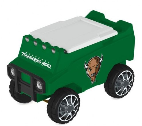 Marshall Thundering Herd Remote Control Rover Cooler