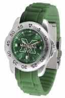 Marshall Thundering Herd Sport AC AnoChrome Men's Watch