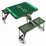 Marshall Thundering Herd Sports Folding Picnic Table