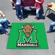 Marshall Thundering Herd Tailgate Mat