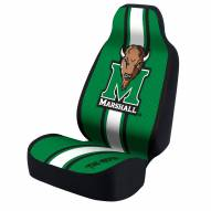 Marshall Thundering Herd Universal Bucket Car Seat Cover