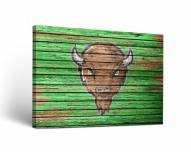Marshall Thundering Herd Weathered Canvas Wall Art