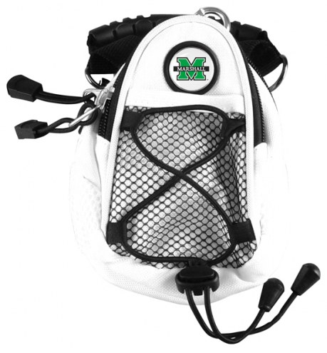 Marshall Thundering Herd White Mini Day Pack