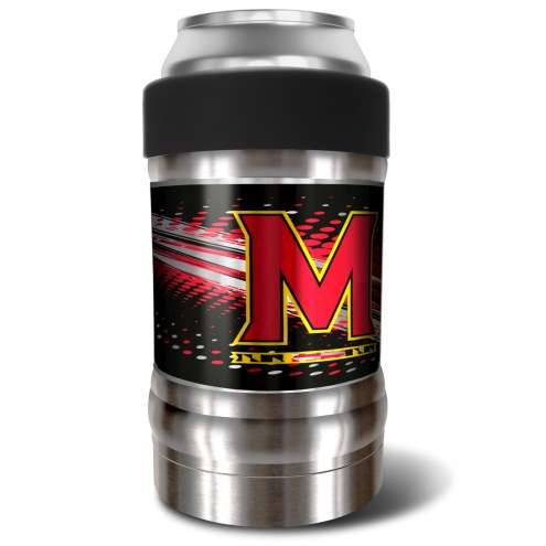 Maryland Terrapins 12 oz. Locker Vacuum Insulated Can Holder