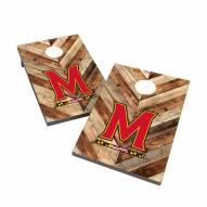 Maryland Terrapins 2' x 3' Cornhole Bag Toss