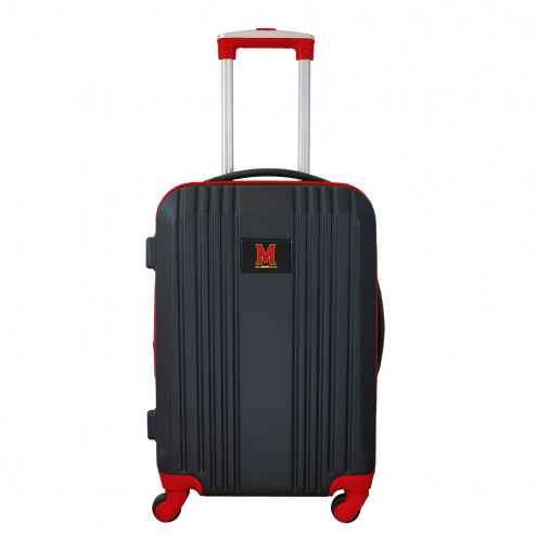 """Maryland Terrapins 21"""" Hardcase Luggage Carry-on Spinner"""