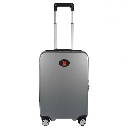 """Maryland Terrapins 22"""" Hardcase Luggage Carry-on Spinner"""