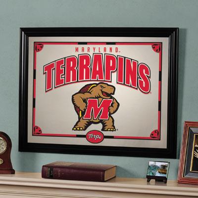 "Maryland Terrapins 23"" x 18"" Mirror"
