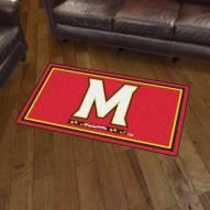 Maryland Terrapins 3' x 5' Area Rug