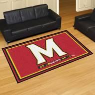 Maryland Terrapins 5' x 8' Area Rug