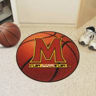 Maryland Terrapins Basketball Mat