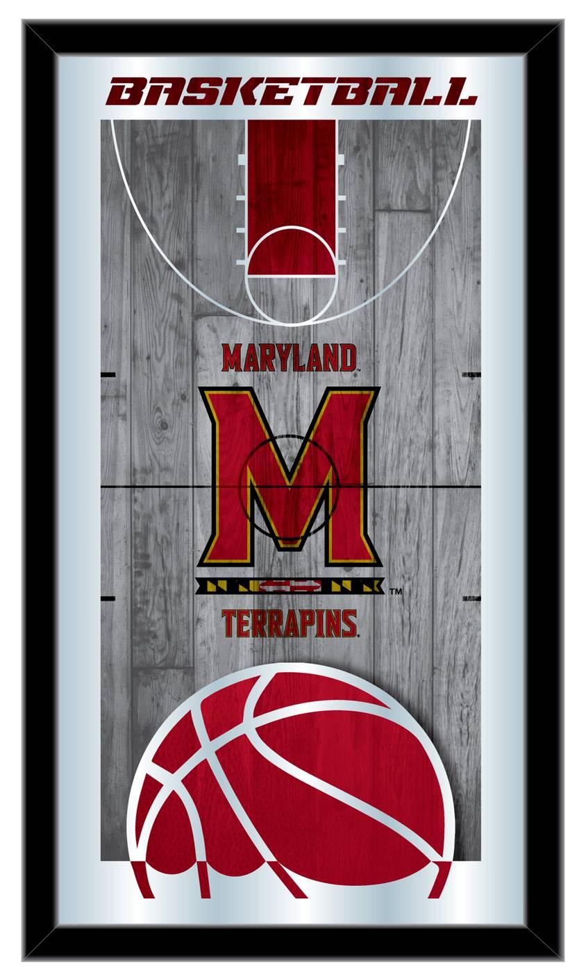 Maryland Terrapins Basketball Mirror