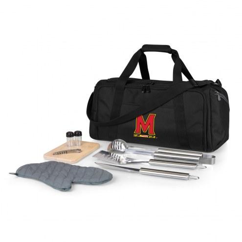 Maryland Terrapins BBQ Kit Cooler