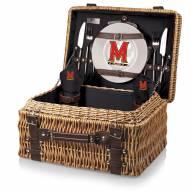 Maryland Terrapins Black Champion Picnic Basket