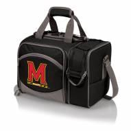 Maryland Terrapins Black Malibu Picnic Pack