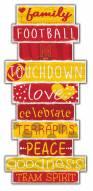 Maryland Terrapins Celebrations Stack Sign