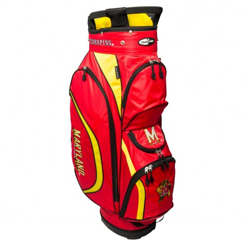 Maryland Terrapins Clubhouse Golf Cart Bag