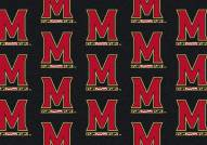 Maryland Terrapins College Repeat Area Rug