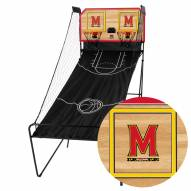 Maryland Terrapins Double Shootout Basketball Game