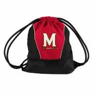 Maryland Terrapins Drawstring Bag