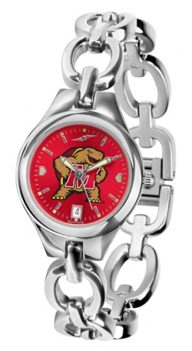 Maryland Terrapins Eclipse AnoChrome Women's Watch