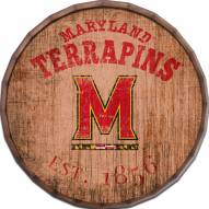 """Maryland Terrapins Established Date 16"""" Barrel Top"""