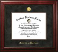 Maryland Terrapins Executive Diploma Frame
