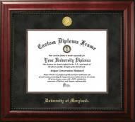 Maryland Terrapins Executive Diploma Frame
