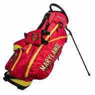 Maryland Terrapins Fairway Golf Carry Bag